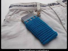 Tuto Housse Smartphone au Crochet • Hellocoton.fr