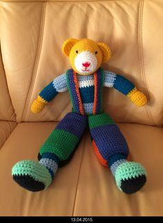 Teddy für Are