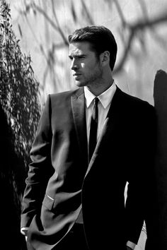 Liam Hemsworth brings out my inner Cougar. Too young for me but hella handsome!