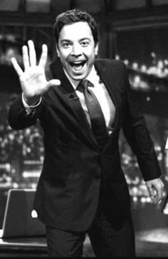 MY HERO, jimmy fallon