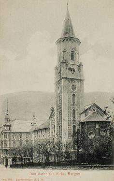 Den Katholske Kirke, Bergen fra marcus.uib.no