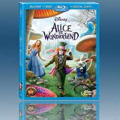 Go bonkers and celebrate the 7th Anniversary of Disney's Alice in Wonderland with this combo pack! http://di.sn/64938Xb4H