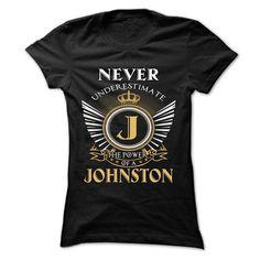 nice 1 Never New JOHNSTON