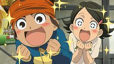 inazuma eleven go gifs Anime Manga, Anime Guys, Anime Art, Inazuma Eleven Axel, Mike Chan, Cute Eyes, My Guy, Funny Faces, Hinata