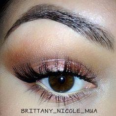 ✧ Shimmer Eyes ✧ @brittany_nicole_mua