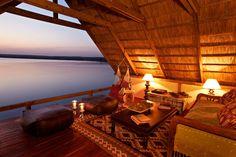 Private piece of paradise where romance, nature and serenity meet! Tongabezi Lodge, Victoria Falls, Zambia