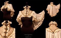 Shrug Baroque Victorian, by Somnia Romantica by SomniaRomantica.deviantart.com on @deviantART