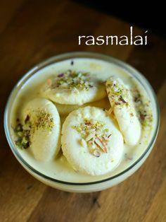 rasmalai recipe | easy rasmalai recipe - http://hebbarskitchen.com/rasmalai-recipe-easy-rasmalai-recipe/
