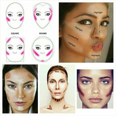 Face Contouring Like A Pro