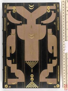 Bookbinder of the Month: Sybil Pye Book Design, Cover Design, Book Repair, Elements And Principles, Vintage Book Covers, Decorative Borders, Z Arts, British Library, Book Binding