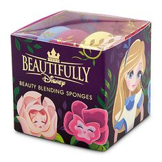 Pin for Later: 28 Times We Wished Upon a Star For Disney Makeup Beautifully Disney Collection If you're looking for a sponge more exciting than a Beauty Blender, you'll love dabbing on foundation with these Disney-themed tools. Makeup Guide, Makeup Tools, Makeup Brushes, Makeup Products, Beauty Products, Makeup Sponges, Disney Products, Makeup Tricks, Makeup Brands