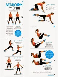 """""""This awesome Gymstick workout by Lila Hall was featured in Women's Health and F. - Sarah Brown - - """"This awesome Gymstick workout by Lila Hall was featured in Women's Health and F. Pilates Training, Fitness Studio Training, Resistance Workout, Resistance Band Exercises, Stretch Band Exercises, Gym Workouts, At Home Workouts, Band Workouts, Exercise Bands"""