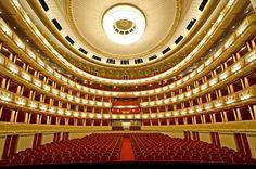 State opera of Vienna Christian Thielemann, Beautiful Wallpaper Photo, Wiener Philharmoniker, Vienna State Opera, Ballet, Architecture Old, Concert Hall, Conductors, New Adventures