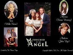 Touched By An Angel - I used to watch reruns of this with my grandma