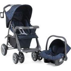 Conjunto: Carrinho de Bebê Burigotto Línea Atol + Bebê Conforto Burigotto Touring Atol     Carrinho de Bebê Burigotto Línea  Para crianças até 15 kg