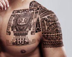 mayan tattoo - Google zoeken