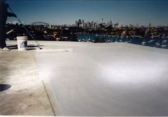 In 2003 durotech was leading the way in Roof coating systems. 14years later still leading the way. A great project photo from 2003 where a client is using durotech Duromastic AC on a residential roof top. With over 40years in the Australian and global market durotech has cemented itself as a market leader in #Waterproofing systems.