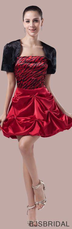 bb1b656126 Red Beach Bridesmaid Dress Inexpensive Traditional Luxury Formal Beaded |  BjsBridal