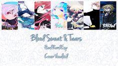 "【Vocaloid 4 】BTS/ ""Blood Sweat & Tears"" (cover)  HAN/ROM/ESP + VSQ + Pista"