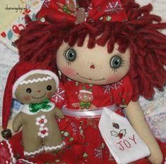 Gingerbread Annie