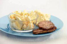 Varkensfiletlapjes met witlofsalade - Recept - Allerhande
