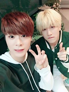 ASTRO // MoonBin & JinJin