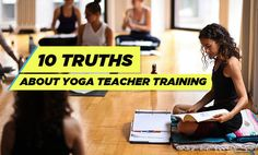 Yoga Teacher Training.   Those three words can represent a whole lot of feelings: mystery of the unknown, excitement, anxiety, fear, passion, a
