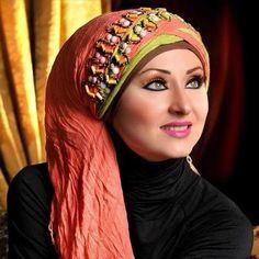Headscarf | Muslim Headscarf Hijab Style Trends 2013 03 Latest Muslim Headscarf ...