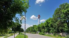 Martfű tv torony.