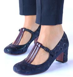 HILO NAVY :: SHOES :: CHIE MIHARA SHOP ONLINE