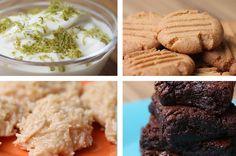 Você só precisa de três ingredientes para fazer estas 4 sobremesas deliciosas
