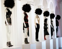 Punk: Chaos to Couture - this summer's Costume Institute exhibit at The Met