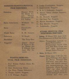Festival Film Indonesia 1955