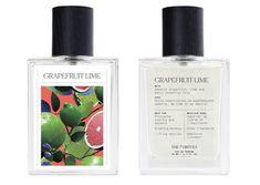 7 Virtues Perfume in Grapefruit Lime Basil Essential Oil, Grapefruit Essential Oil, Essential Oils, Vegan Perfume, Lime And Basil, Beauty Bar, Iran, Beauty Products, Perfume Bottles