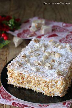 tour of italy food Italian Cookies, Italian Desserts, Italian Recipes, Sweet Recipes, Cake Recipes, Dessert Recipes, Christmas Eve Meal, Torrone Recipe, Fingers Food
