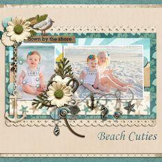 Beach Cuties by Atusia @Plaindigitalwrapper.com