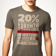 Made in Canada t-shirts for Historica-Dominion Institute