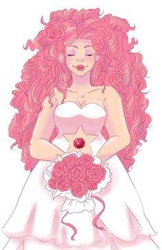 Rose Quartz From Steven Universe | Rose quartz steven universe by sweetxvichy