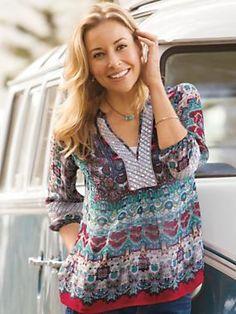 Sahalie clothing from the Sahalie catalog