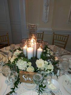 Flowers By Brian Wedding Receptions, Wedding Table, Our Wedding, Table Centerpieces, Wedding Centerpieces, Wedding Dreams, Dream Wedding, Floral Wedding, Wedding Flowers