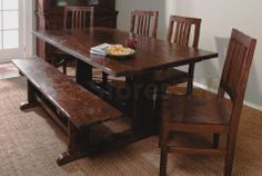 Darby Home Co Liggett Dining Table Furniture, Home, Dining, Dining Furniture, Dining Table In Kitchen, Classic Home Furniture, Table, Rustic Dining Table, Kitchen Dining Furniture