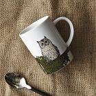 Owl Mug - Summer Branch