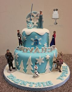 Disney Frozen Cake, signature sheet cake  Lizzys cake  Pinterest ...