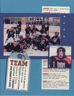 Hockey Layout