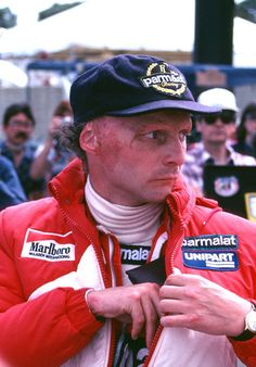 F1 legend Niki Lauda was a three-time world champion