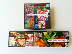 Gift Boxes Decorated gift boxes by DulcetWhimsy on Etsy