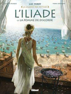 Preview L'Iliade 1. La pomme de discorde