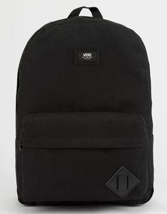 Vans Old Skool II Backpack. Gold Backpacks, Orange Backpacks, Cute Backpacks, School Backpacks, Stylish Backpacks, Leather Backpacks, Leather Bags, Mochila Tommy, Mochila Herschel