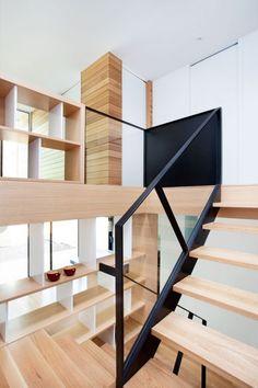Chambord Residence by NatureHumaine Architects