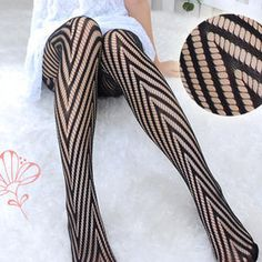 d018854a5ab8f Designer Clothes, Shoes & Bags for Women | SSENSE. Cool TightsBlack ...